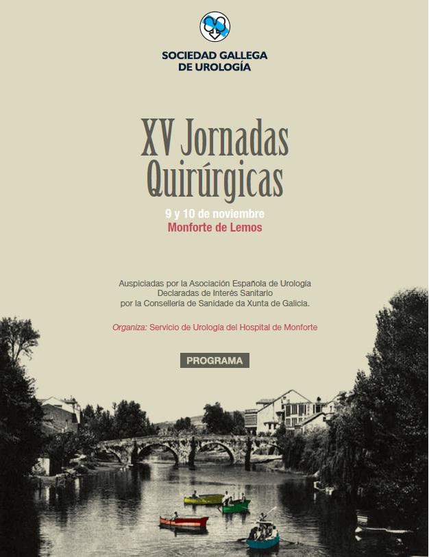 XV Jornadas Quirúrgicas