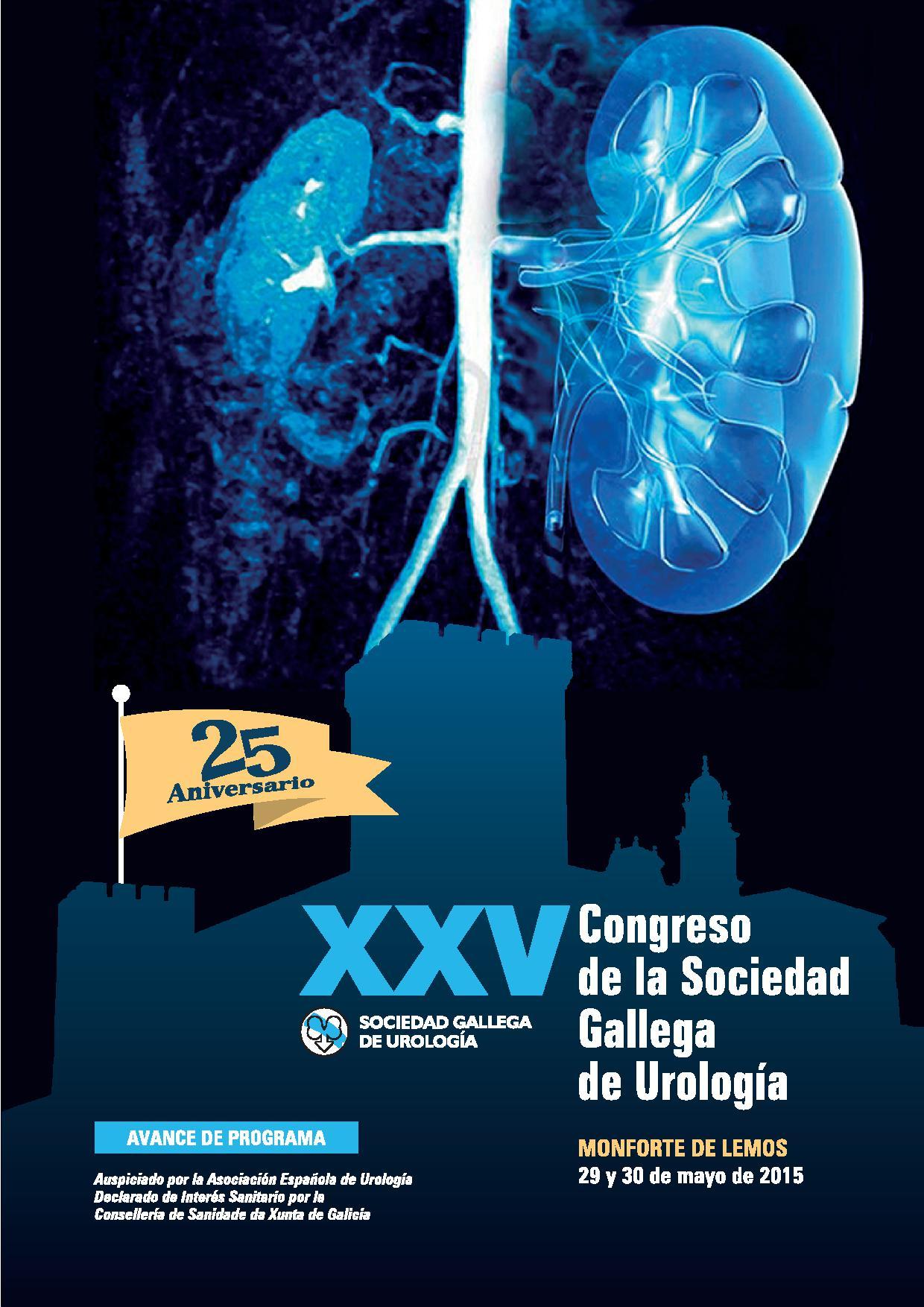 XXV Congreso de la Sociedad Gallega de Urología