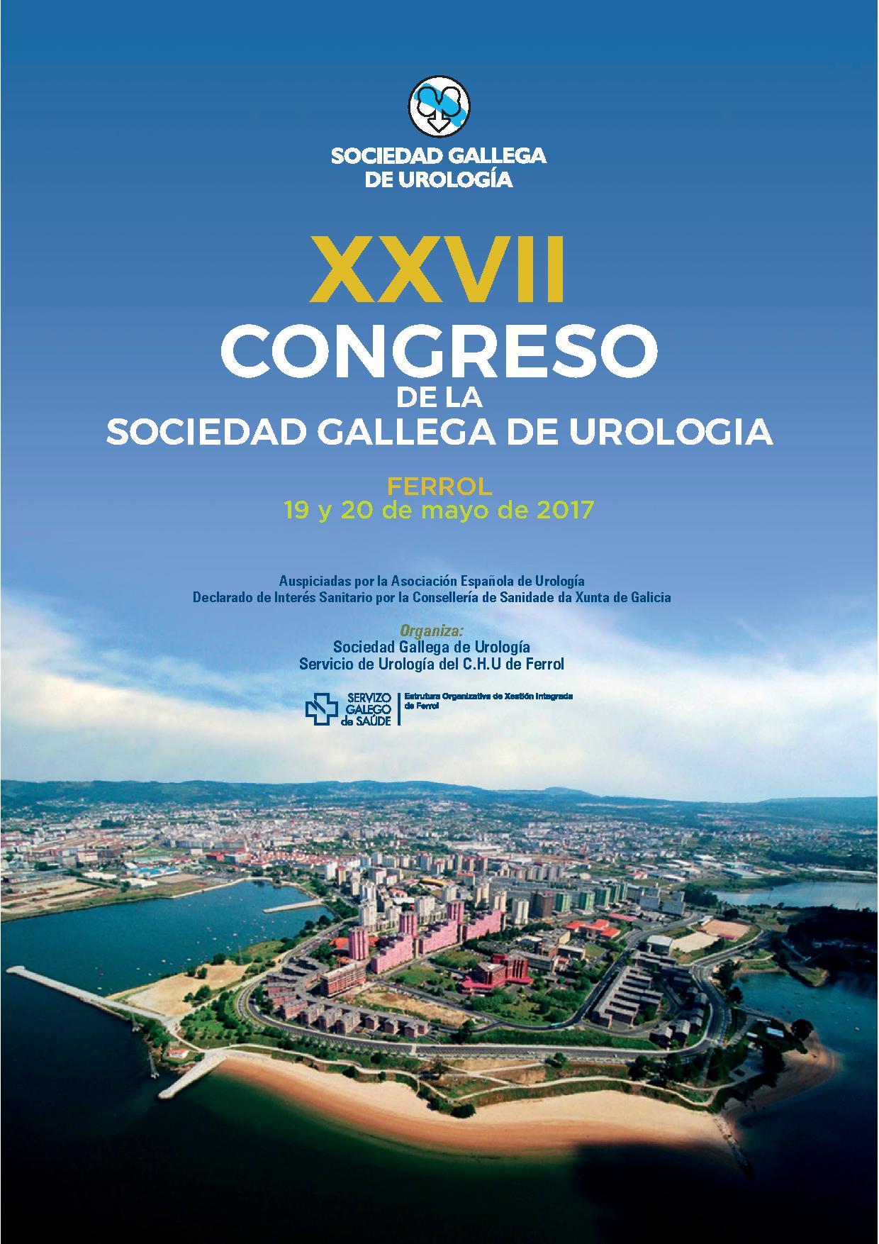 XXVII Congreso de la Sociedad Gallega de Urología