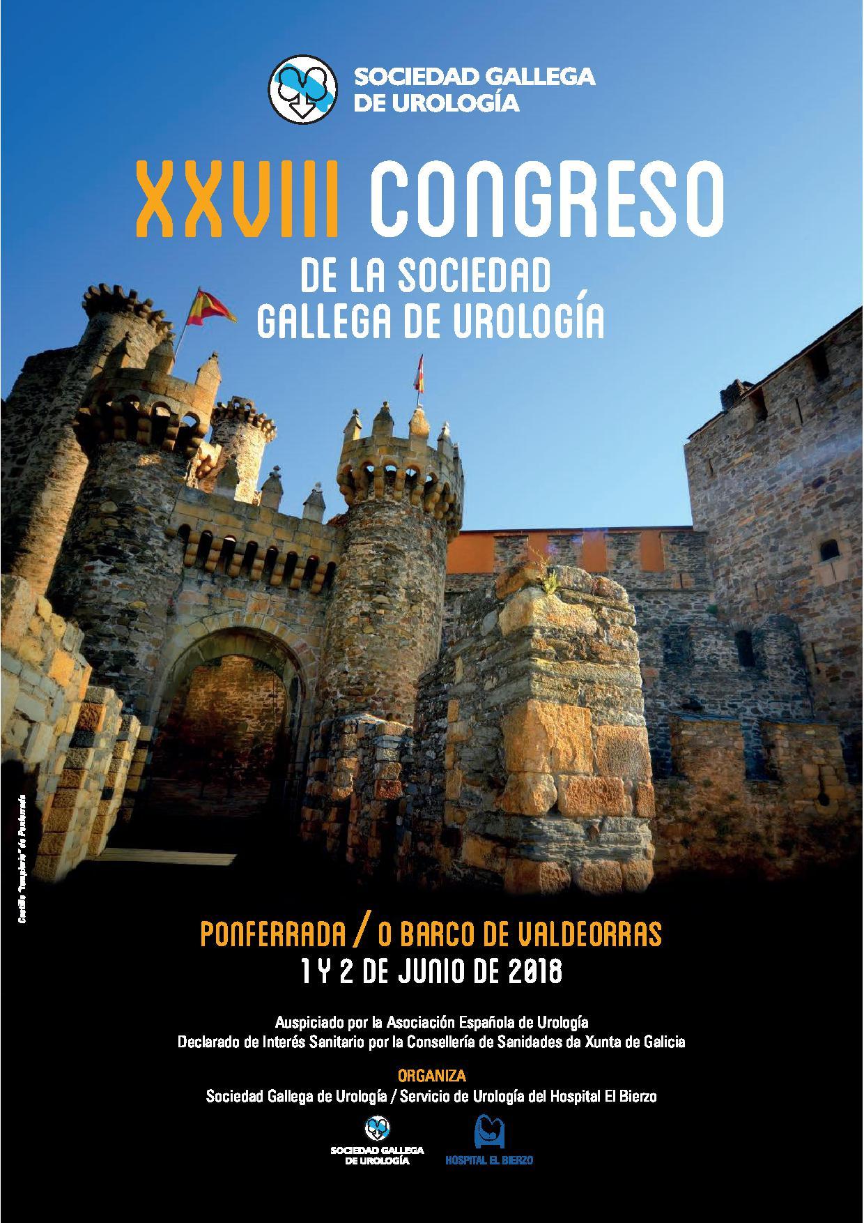 XXVIII Congreso de la Sociedad Gallega de Urología