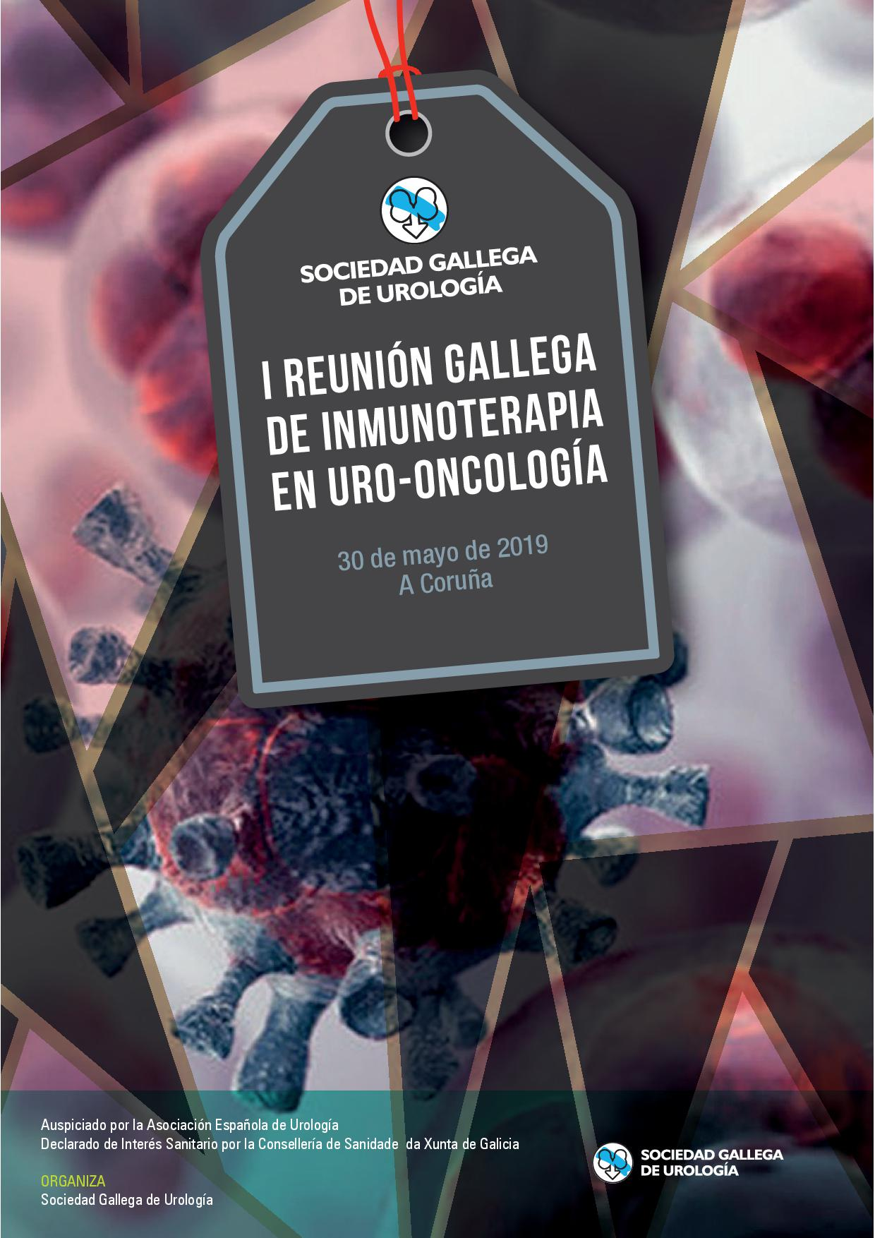 I REUNIÓN GALLEGA DE INMUNOTERAPIA EN URO-ONCOLOGÍA